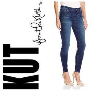 •Kut From The Kloth• Mia Toothpick Skinny Jeans